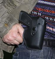 Аэрозольный пистолет Премьер в кобуре